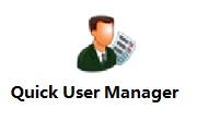 Quick User Manager中文版
